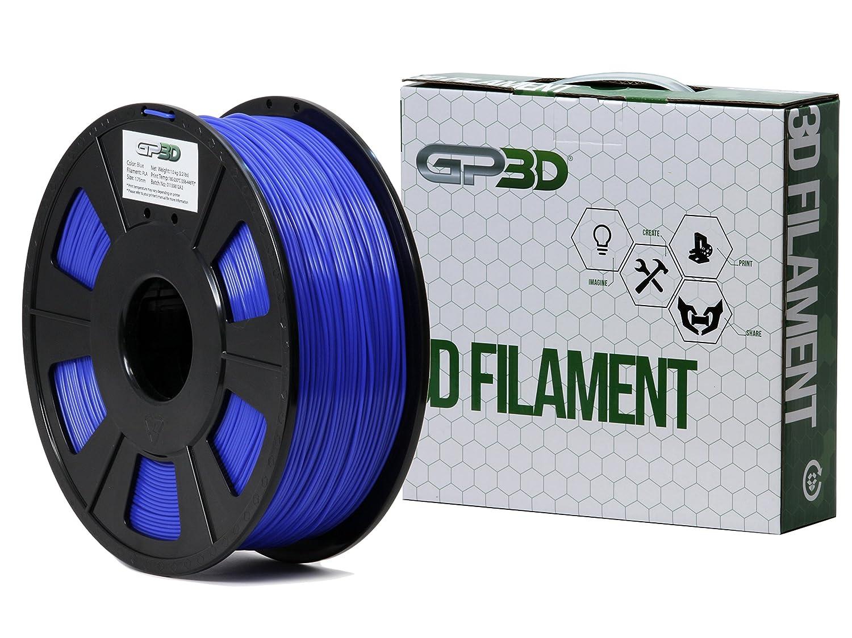 gp3d Pla azul 3d impresora filament - 1 kg 1,75 mm. (Compatible ...