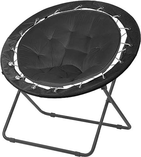 Urban Shop Bungee Saucer Chair