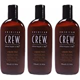 Liquid Wax 5.1 oz (150 ml) by American Crew (Pack of 3)