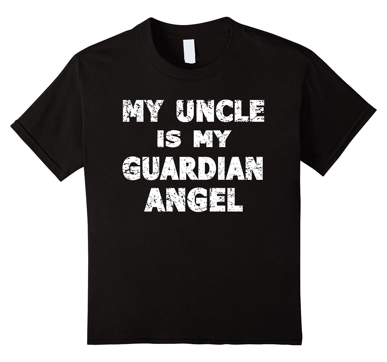 My Uncle Guardian Angel Shirt-Awarplus