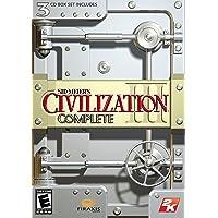 Sid Meiers Civilization III: Complete Edition PC