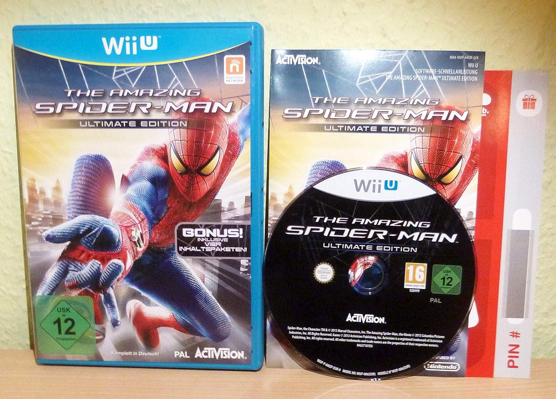 The Amazing Spider-Man - Ultimate Edition [Importación Alemana]: Amazon.es: Videojuegos