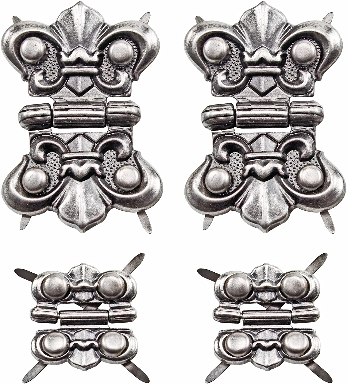 Tim Holtz Idea-ology Buckles Ideaology Metal Clasp Embellishment TH93064