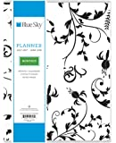 """Blue Sky 2017-2018 Academic Year Monthly Planner, 8.5"""" x 11"""", Analeis"""