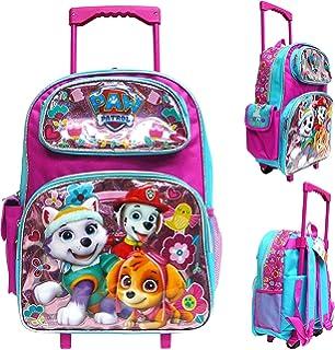 Amazon.com: Heys Paw Patrol Kids lado suave equipaje Case ...
