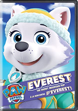 Amazon.com  PAW Patrol  Everest - The Snowy Mountain Pup  Max ... e98d0dbe3f