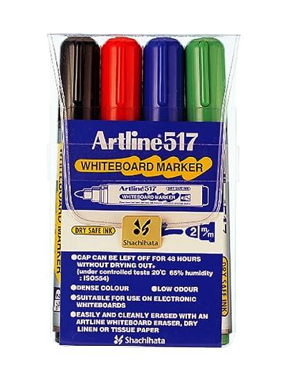 Artline 517/4 - Rotulador para pizarra