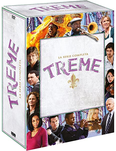 Pack Treme Temporada 1-4 [DVD]: Amazon.es: Khandi Alexander, Rob ...