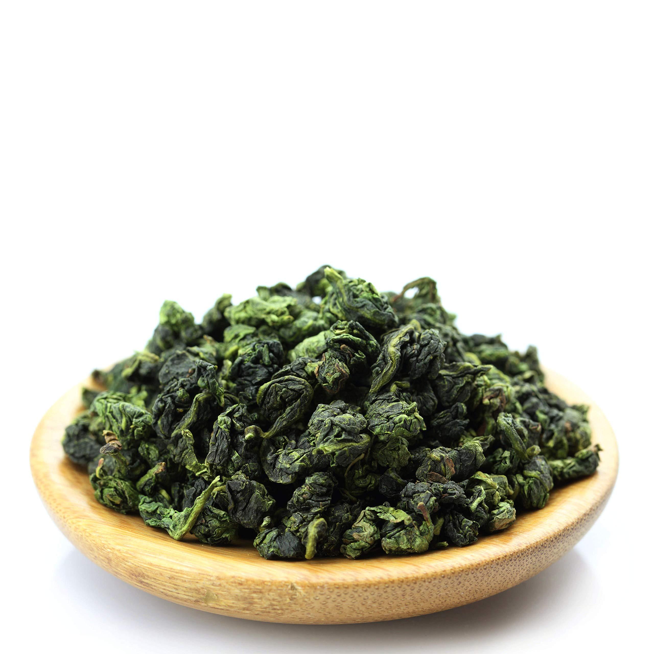 GOARTEA 1000g (35.2 Oz) Organic Supreme Fujian Anxi High Mount. Tie Guan Yin Tieguanyin Iron Goddess Chinese Oolong Tea ON SALE