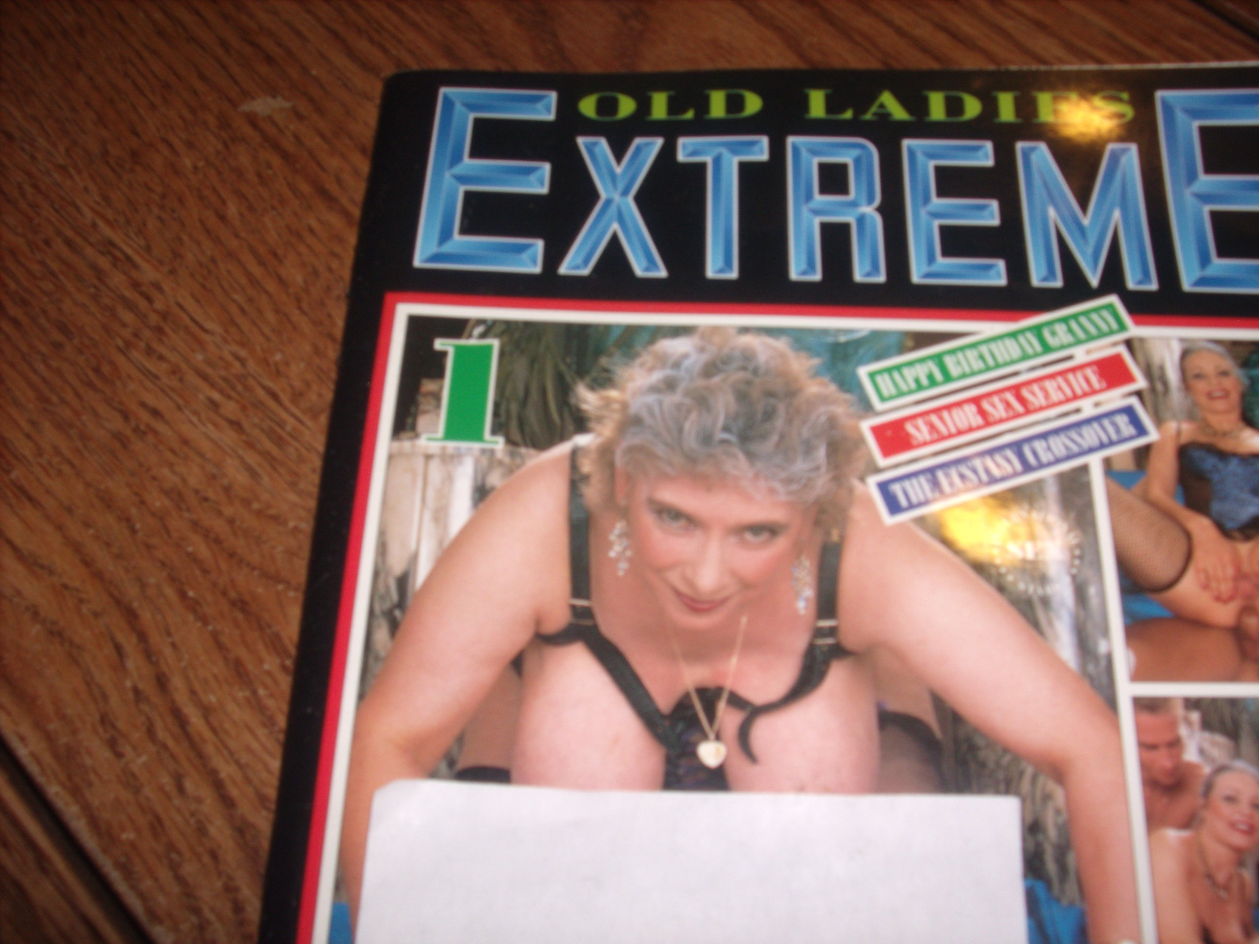 Old ladies extreme