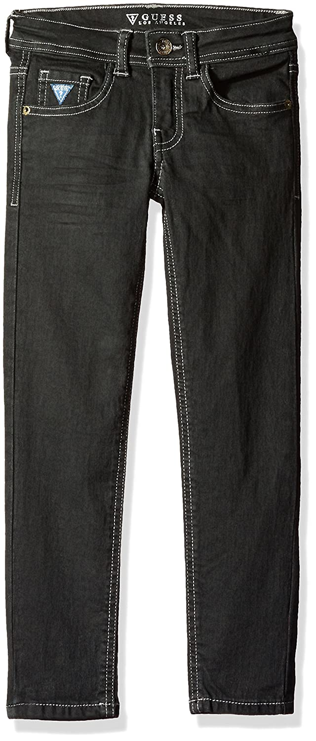 7-16 GUESS Girls Black Jeans