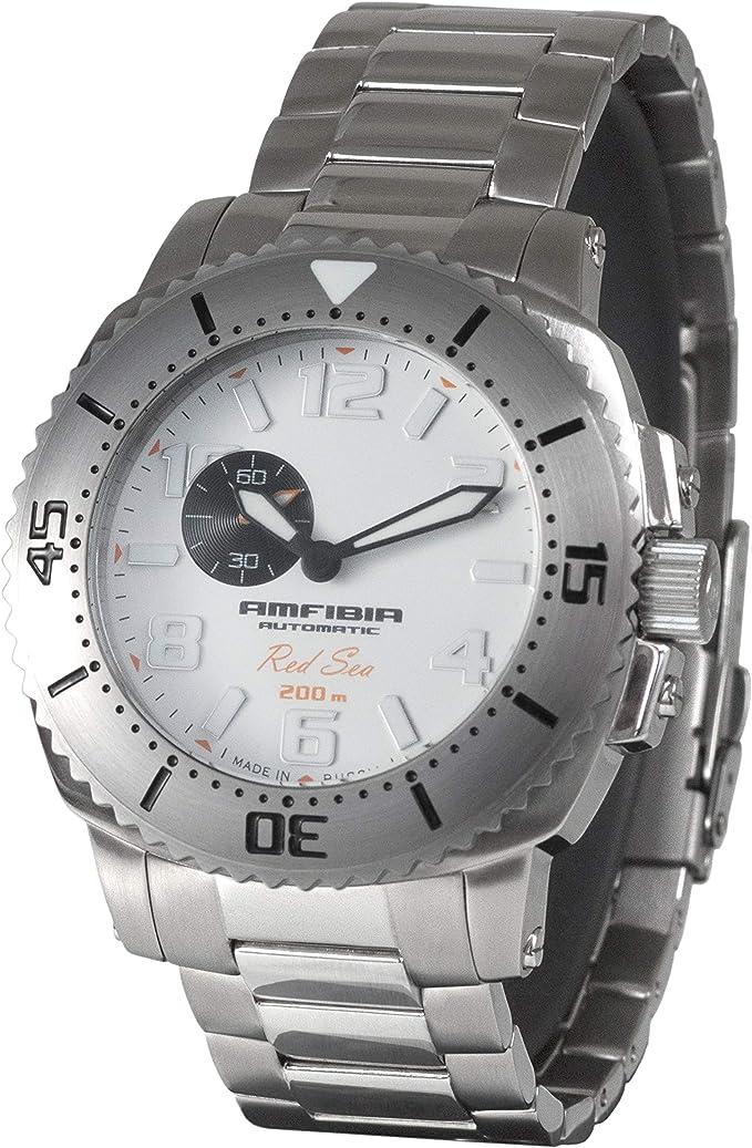 Amazon.com: Vostok Amfibia Russian Mens Automatic WR200m Wrist Watch (040684): Watches