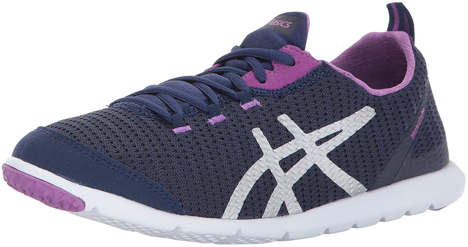 ASICS Women's Metrolyte Walking Shoe B01MTLEFBE 9.5 B(M) US|Indigo Blue/Orchid/Silver