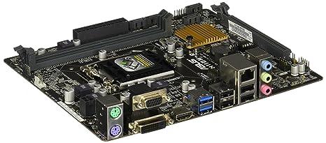 ASUS H110M-R/C/SI LGA 1151 (Zócalo H4) Intel® H110 Micro ATX - Placa Base (DDR4-SDRAM, DIMM, 2133 MHz, Dual, 32 GB, Intel)