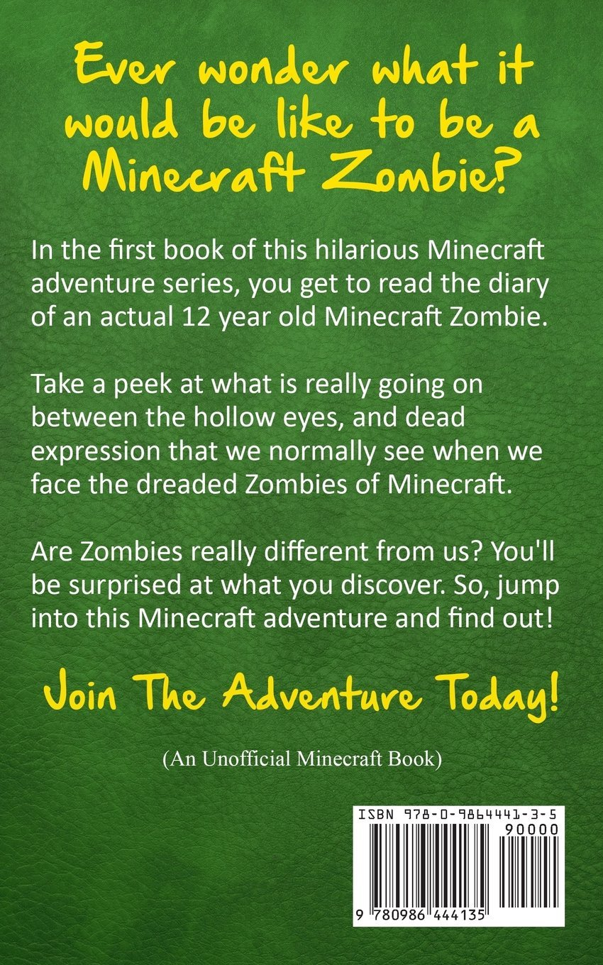 Diary Of A Minecraft Zombie Book 1 A Scare Of A Dare Volume 1 - 2 Way Switch Minecraft