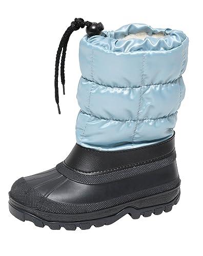 514e428a1ae2d9 Zapato Kinder Schneestiefel Snowboot Winterstiefel Stiefel Gr.29-36 WARM  WASSERDICHT Gummi Galosche Wollfutter