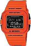 [カシオ]CASIO 腕時計 G-SHOCK Rescue Orange Series DW-D5500MR-4JF メンズ
