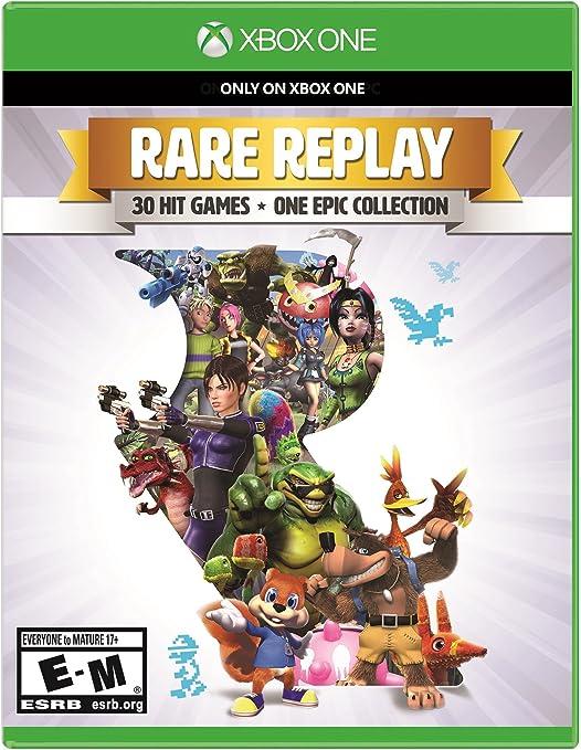 Amazon.com: Rare Replay - Xbox One: Video Games