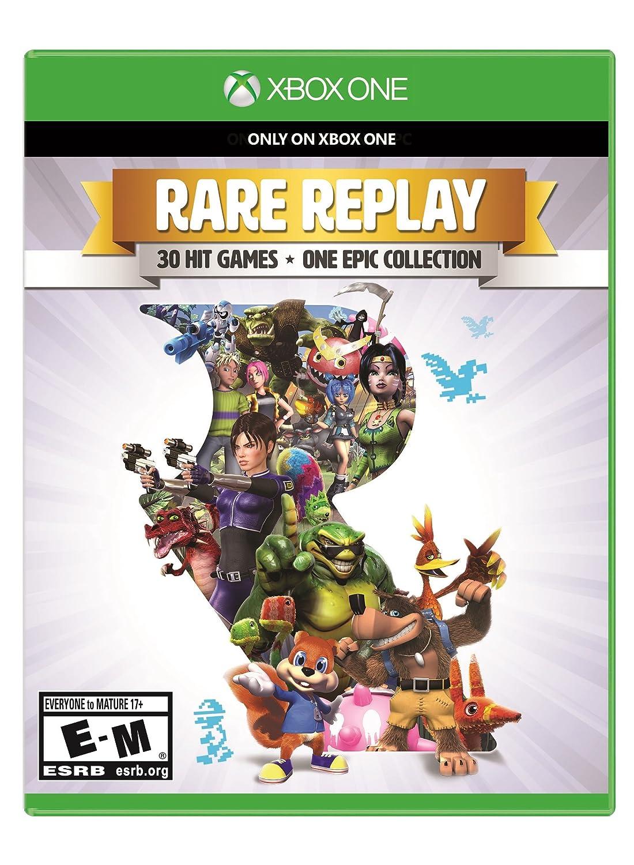 Rare Replay (Xbox One) by Microsoft: Amazon.es: Videojuegos