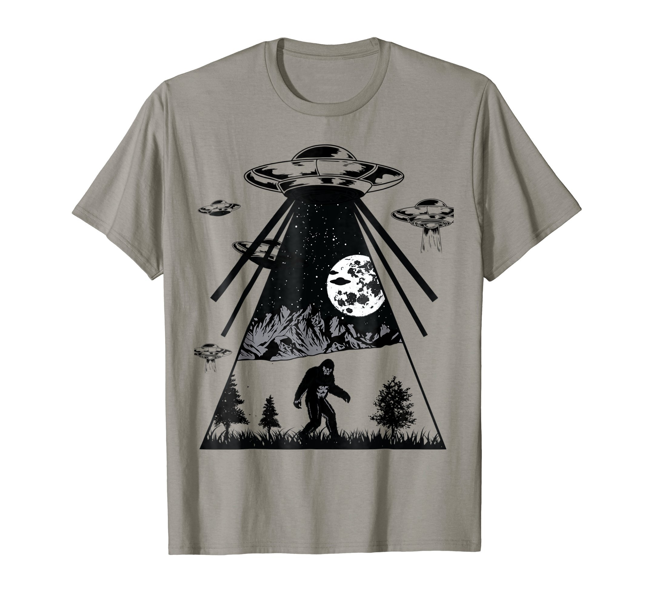 bce8f784 Bigfoot UFO T Shirt, Hide and Seek World Champion – Tees For Alpha