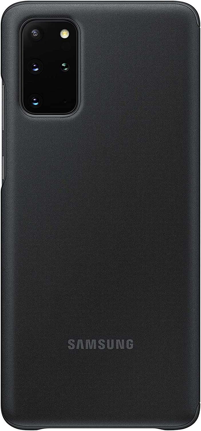 Gris Samsung Clear View Cover Galaxy S20+