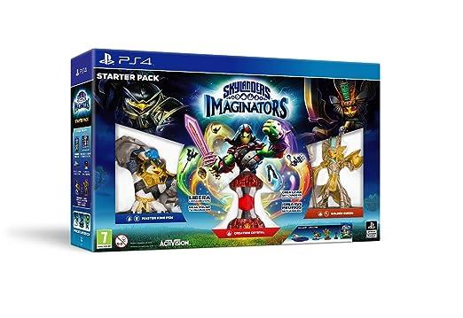 36 opinioni per Skylanders Imaginators Starter Pack- PlayStation 4