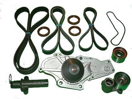 amazon com tbk timing belt kit acura mdx 2001 to 2002 3 5l automotive