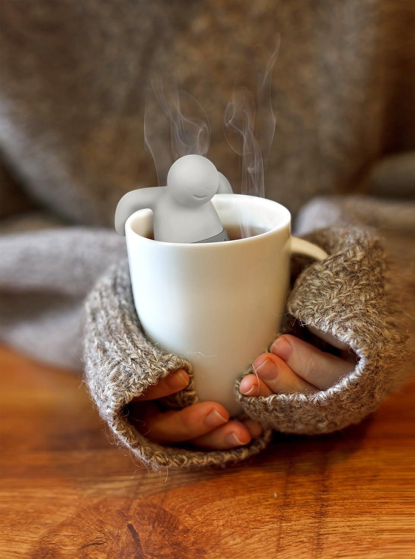 Silicona Fred Colador de t/é Tea MR