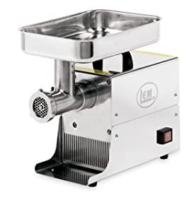 LEM products W777 LEM stainless steel 25HP Big Bite Grinder Review