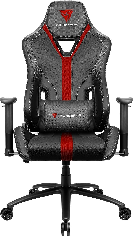 ThunderX3 YC3, minimalismo y ergonomía en silla gaming