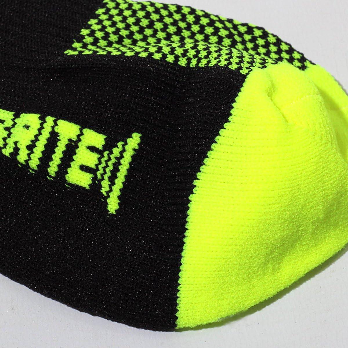 Optimum Calcetines de Ciclismo de Invierno Unisex Nitebrite Amarillo Fluorescente Adulto
