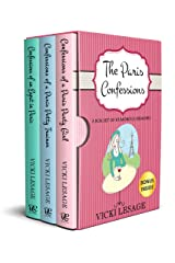 The Paris Confessions: A Box Set of Humorous Memoirs Kindle Edition