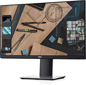 Dell P Series 23-Inch Screen LED-lit Monitor (P2319H),Black