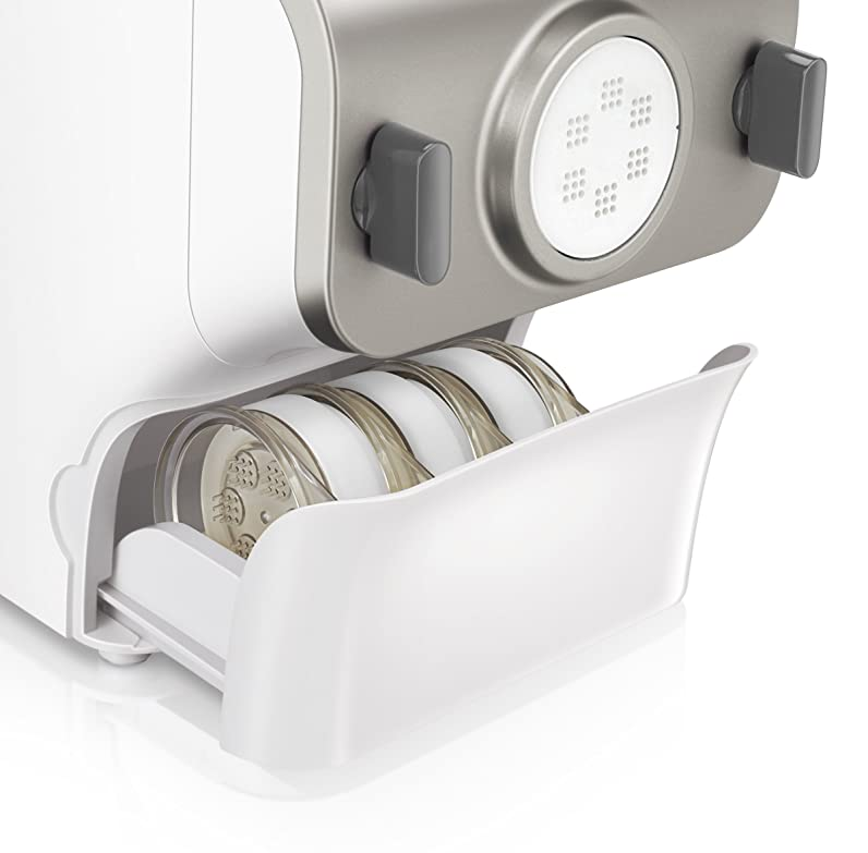 Philips Pasta Maker with 4 shaping discs, HR2357/05: Amazon.ca ...