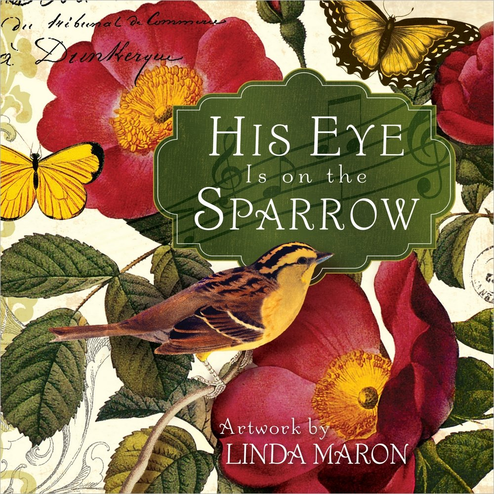 Read Online His Eye Is on the Sparrow pdf