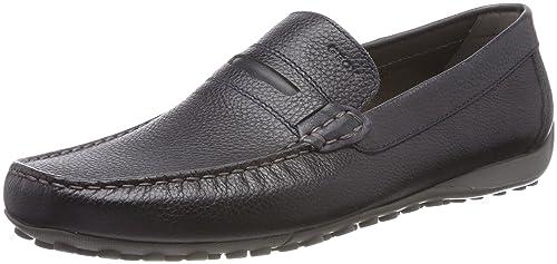 Geox Uomo Snake Mocassino A, Mocasines para Hombre: Amazon.es: Zapatos y complementos