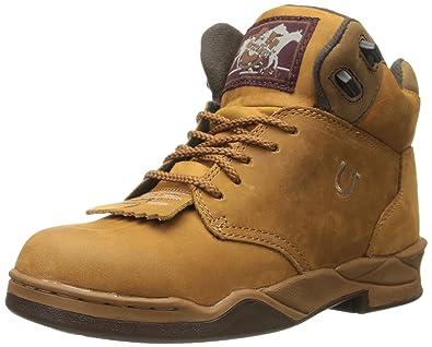 Women's Horseshoe Kiltie Western Boot