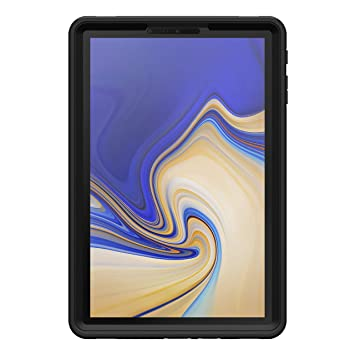 pretty nice 2b5c2 664e4 OtterBox Defender Samsung Galaxy Tab S4 - black: Amazon.co.uk ...