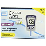 Precision Xtra NFR Blood Glucose Monitoring System (Packaging May Vary)