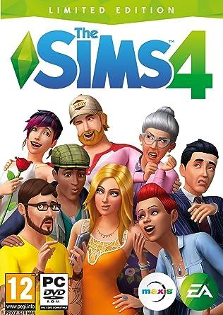 Los Sims 4 - Edición Limitada (PC DVD)