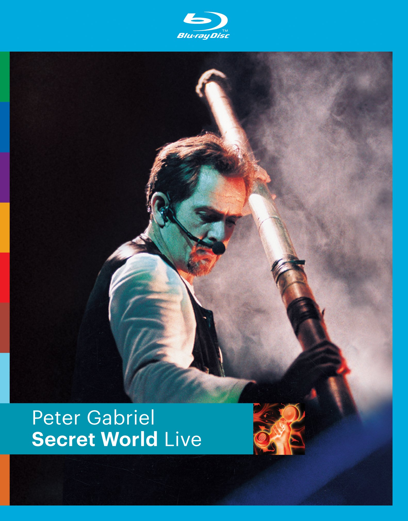 Peter Gabriel: Secret World - Live [Blu-ray] by Eagle Rock Ent