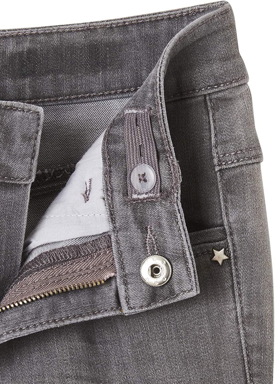 Vertbaudet Pantalones vaqueros para ni/ña dise/ño de morfologik