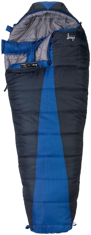Slumberjack Latitude -20 Degree sintético saco de dormir, hombre, azul, normal: Amazon.es: Deportes y aire libre