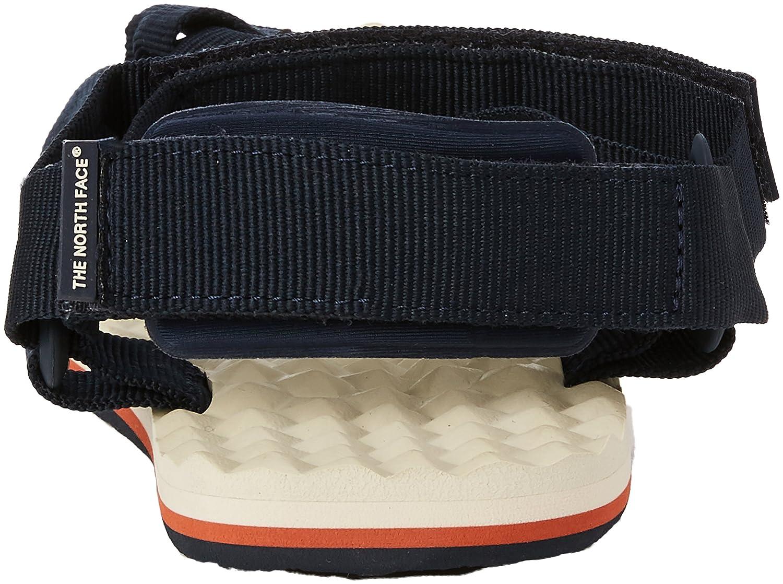 The North Face M Basecmp Switchback, Sandalias Deportivas para Hombre, Azul (Urban Navy/Weatherd Ornge 1We), 48 EU: Amazon.es: Zapatos y complementos