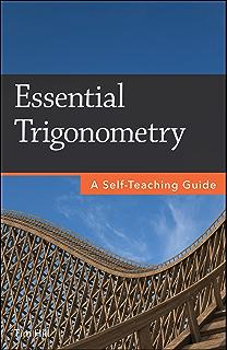 Amazon the humongous book of trigonometry problems ebook w essential trigonometry a self teaching guide fandeluxe Choice Image