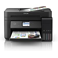 Epson EcoTank L6190 Wi-Fi Duplex All-in-One Ink Tank Printer with ADF Black