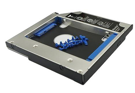 Disco duro de Nimitz 2 nd HDD SSD disco duro Caddy Modular Kit ...