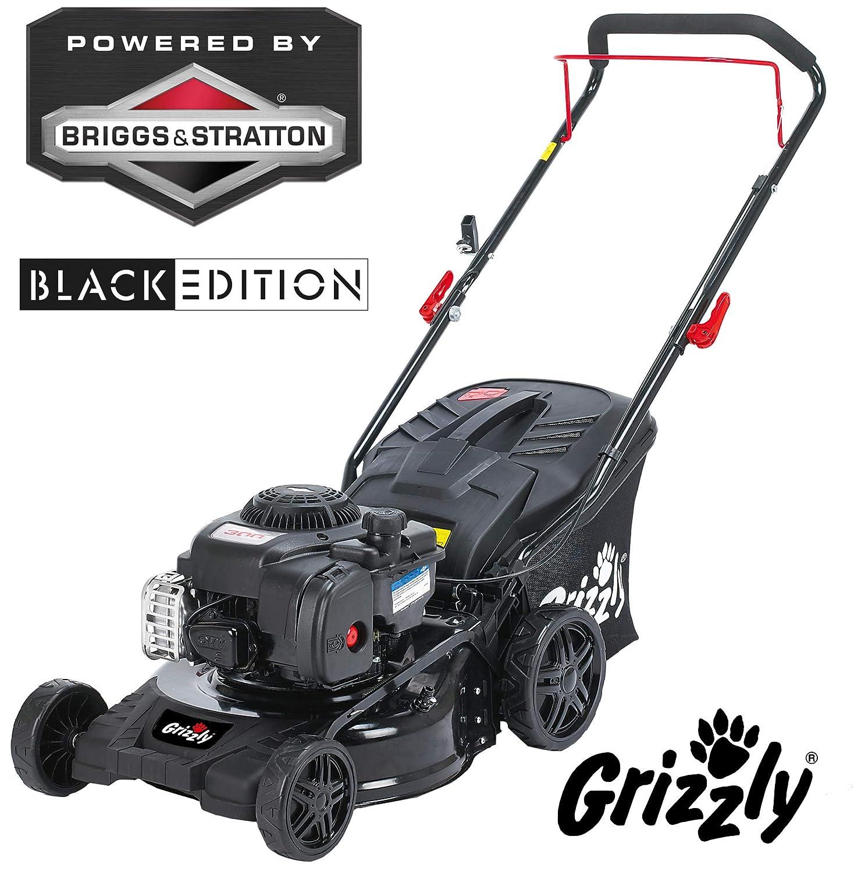 Grizzly - Cortacésped de Gasolina BRM 42 B&S 1,82 kW 2,47PS con ...