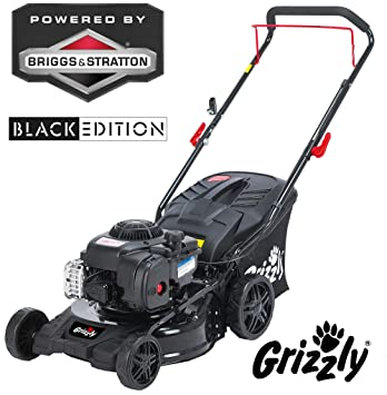 Grizzly - Cortacésped de Gasolina BRM 42 B&S 1,82 kW 2,47PS con ...