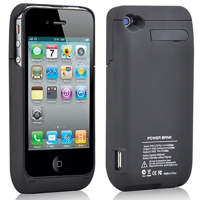 custodia powerbank iphone